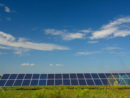 Autonomous Solar Irrigation System, Kyiv region